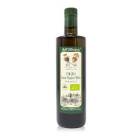 Organic Extra Virgin Olive Oil - Glass