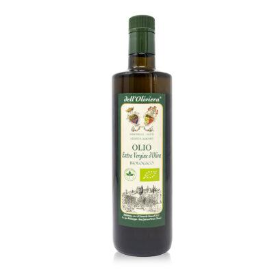 Organic Extra Virgin Olive Oil - Glass